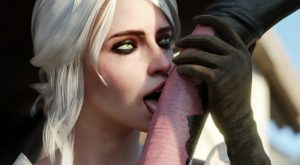 fenrir's revenge busted hentai the witcher