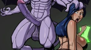 razter hentai gargoyles carnal temptations